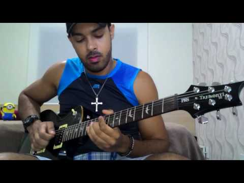 Sia - Chandelier cover guitar - YouTube