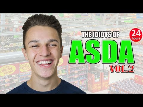 THE TYPES OF PEOPLE IN ASDA UK #2