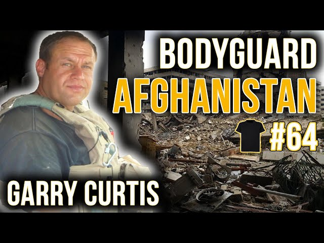 Incoming! | Garry Curtis | Bodyguard | Suicide Survivor | Iraq | Afghanistan | Royal Marines