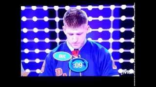Family Fued Hilarious Answer! Guy doesn