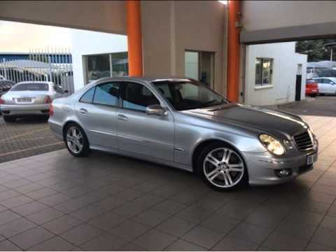 2008 mercedes benz e class e500 avantgarde auto for sale for 2008 mercedes benz e350 for sale