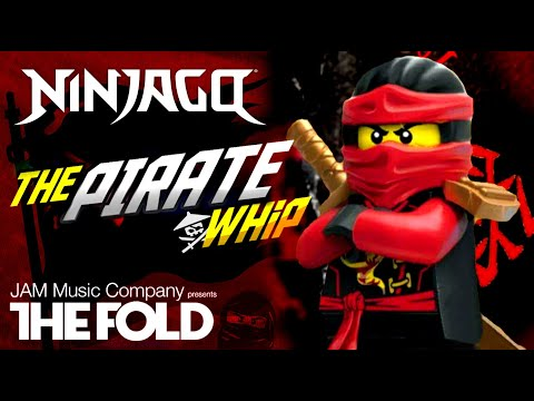 """LEGO NINJAGO """"The Pirate Whip"""" Official Video by The Fold"""