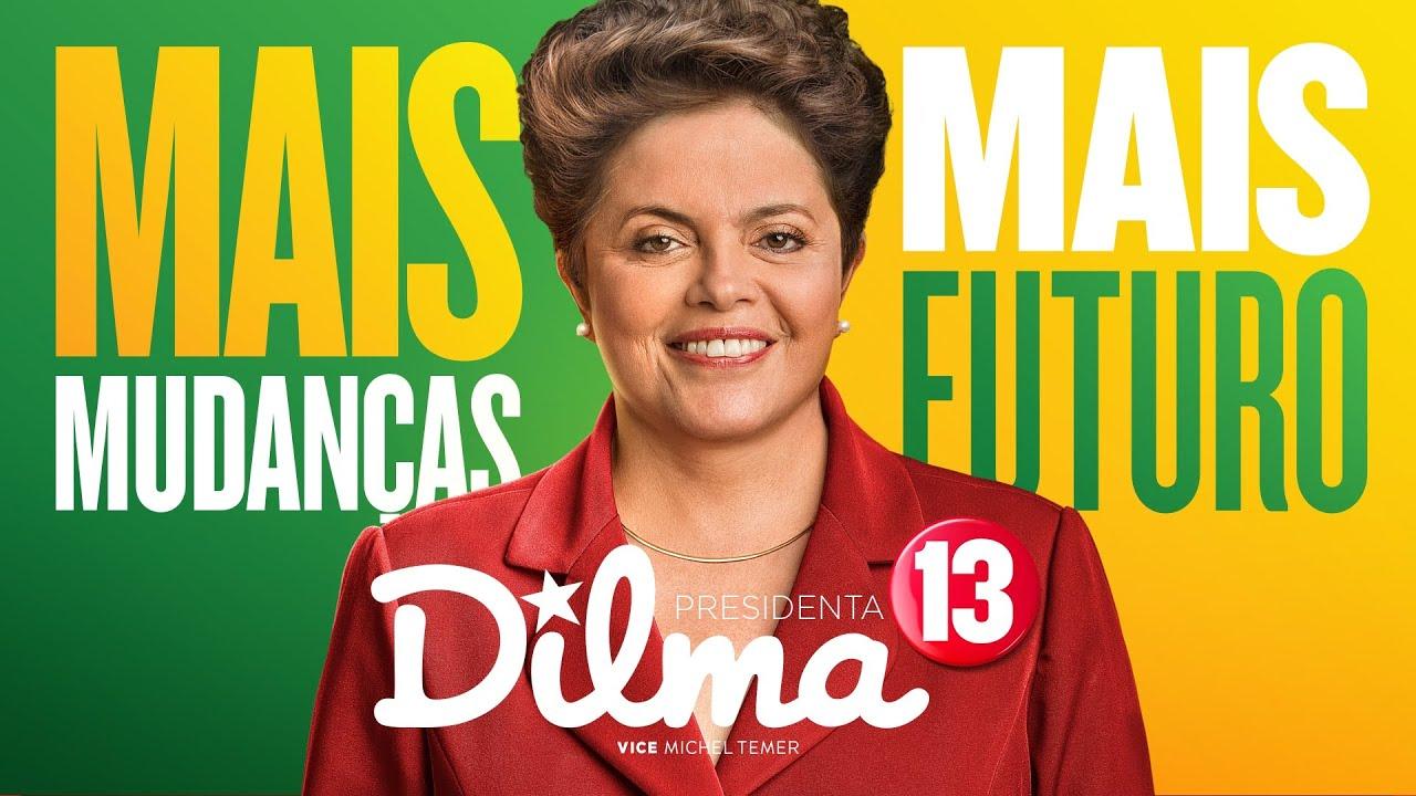 Resultado de imagem para Campanha Dilma 2014
