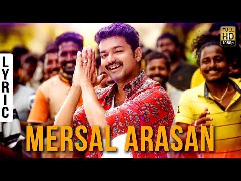Mersal Song - Mersal Arasan Tamil Lyric...