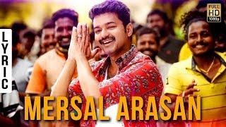 Mersal Song - Mersal Arasan Tamil Lyric Video Review | Vijay, Samantha, Ar Rahma
