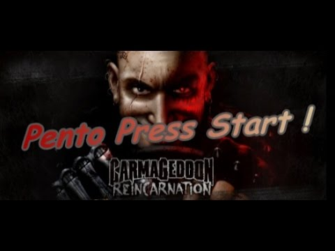Pento Press Start : Carmageddon Reincarnation
