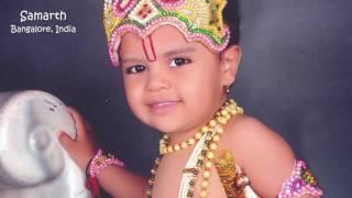Krishna Costume Contest - 2013 | Cute 16 Judges' Choice