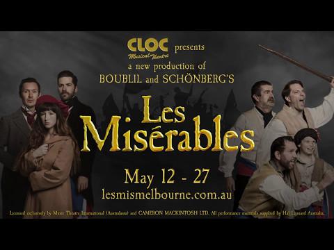 Les Misérables - May 2017 - CLOC Musical Theatre