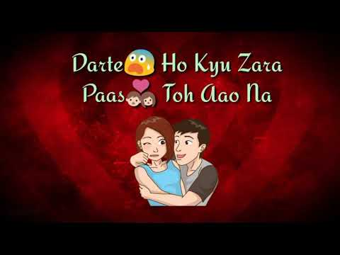 Chal wahan jaate hain whatsapp status video song