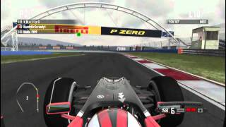 F1 2011 | ARL Xbox 360 F1 Round 4 - Turkish Grand Prix