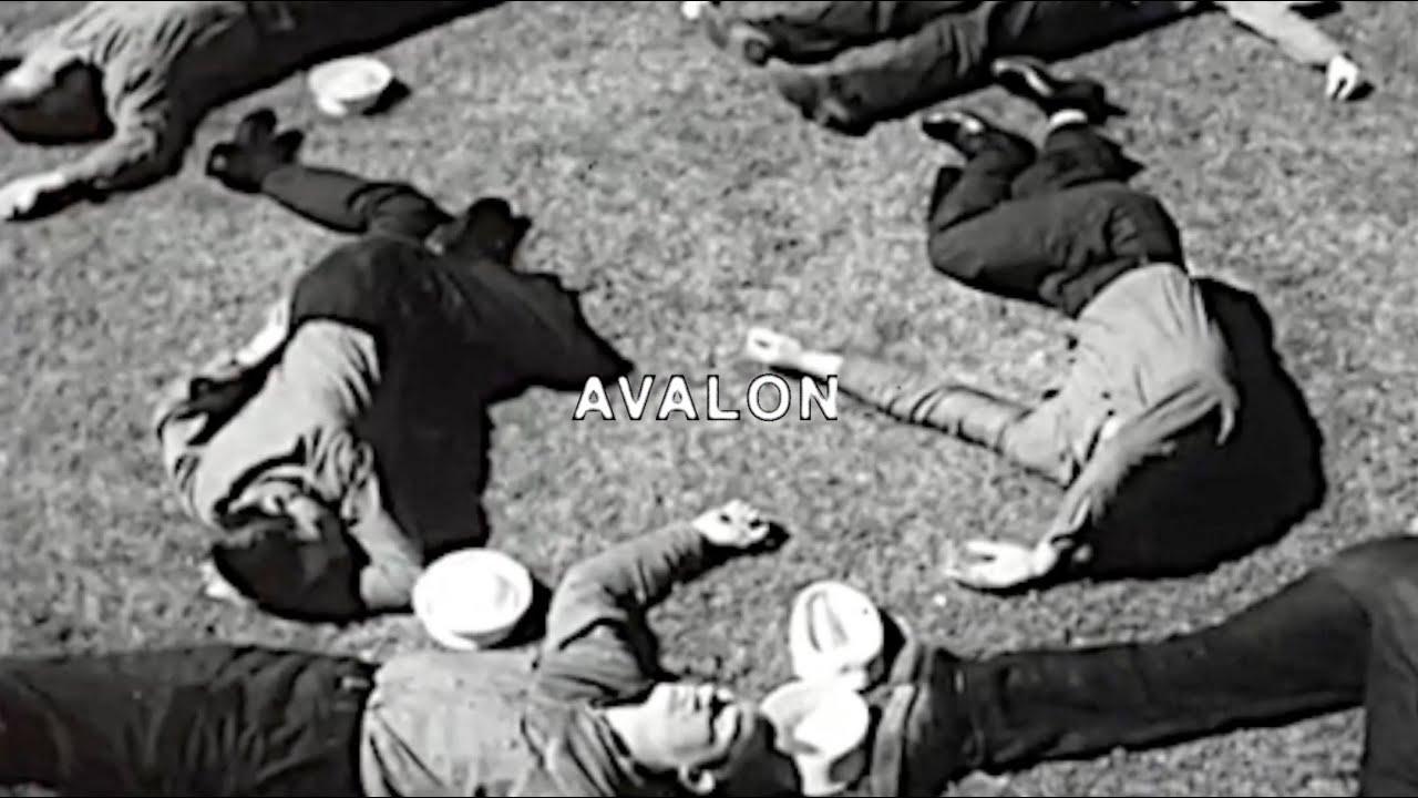 $UICIDEBOY$ - AVALON (Official Lyric Video)