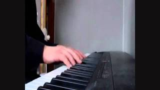 Clannad - To the Same Heights - Piano