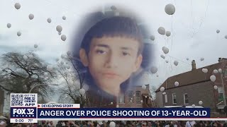 Little Village Community Gathers To Remember Adam Toledo, Call For Release Of Bodycam Video