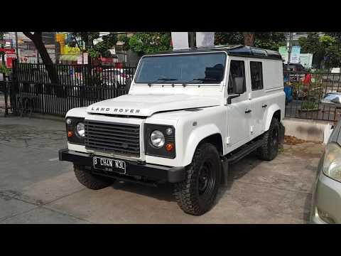 In Depth Tour Land Rover Defender (2013) - Indonesia