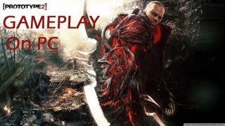 Prototype 2 GamePlay on PC Maxed Out [1080p]