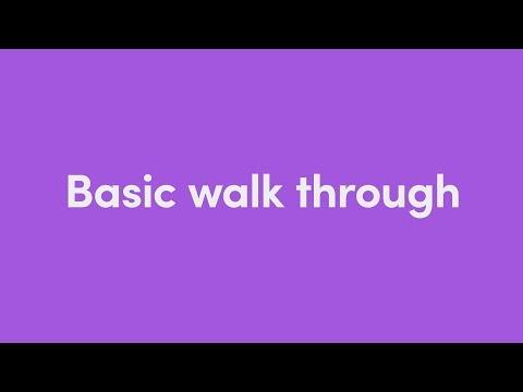 monday.com Webinar: Basic walk through