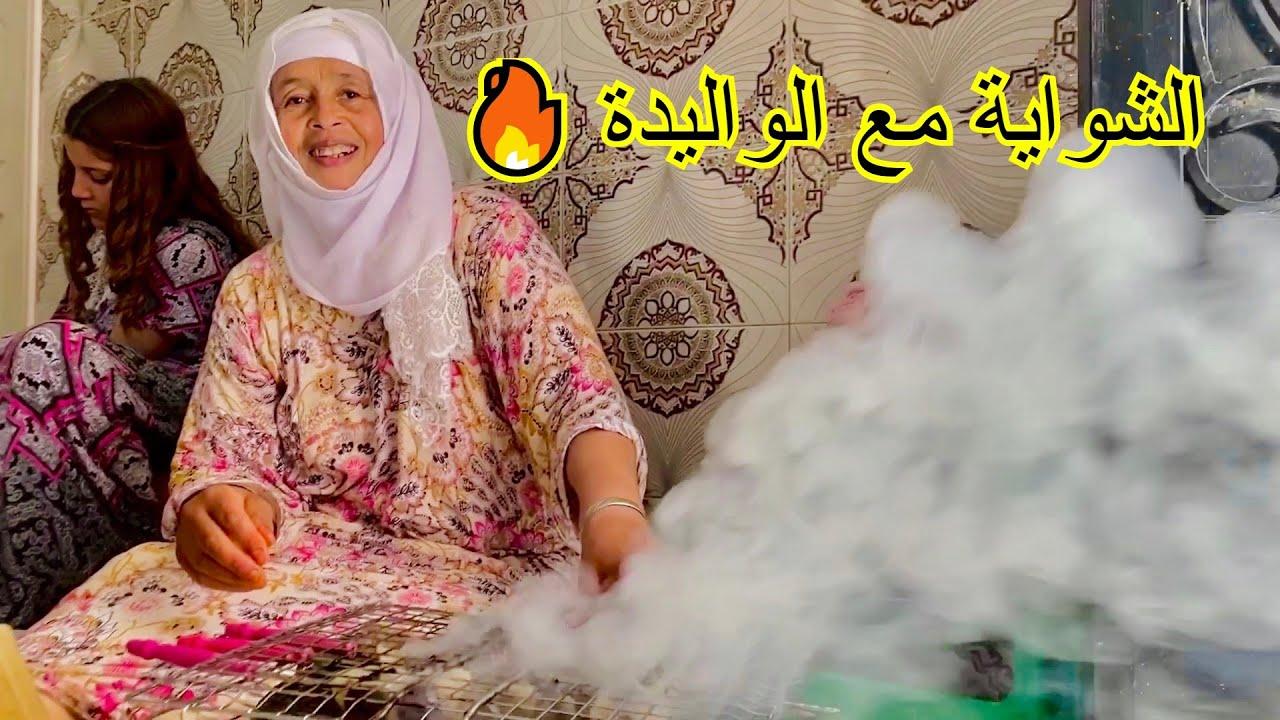 أجي تشوف كيفاش كيدوز عيد الأضحى 🐏في الأحياء الشعبية❤