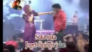 Maia  feat Pasto - Yang Penting Happy(karaoke)