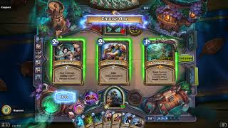 Hearthstone The Witchwood Monster Hunt Tracker Challenge 6