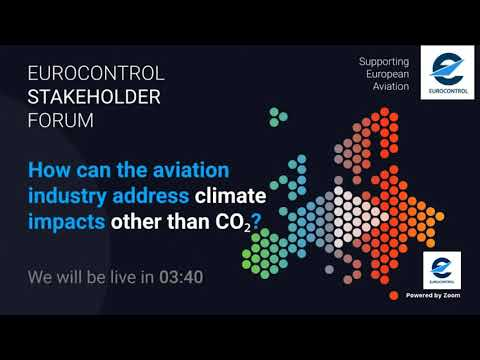 EUROCONTROL Stakeholder Forum on on aviations impact on non-CO emissions