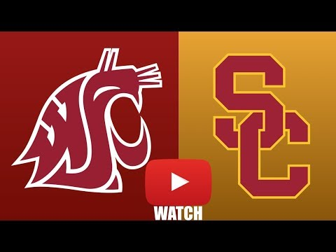 Washington St. vs USC Week 4 Full Game Highlights (HD)