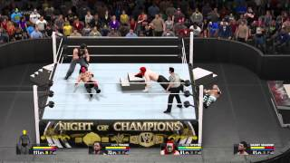 WWE 2K15 Wow moment