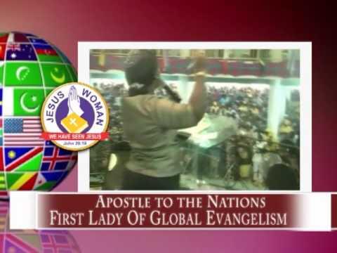 Jesus women fellowship USA