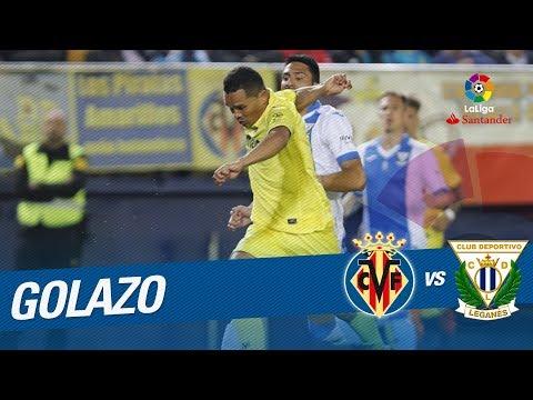Great Goal of Bacca (2-0) Villarreal CF vs CD Leganes