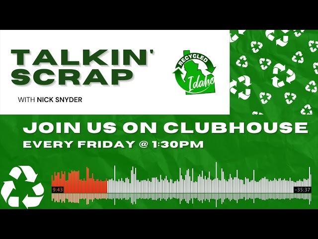 Talkin' Scrap #9 with Nick Snyder