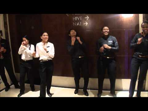 InterContinental Doha The City Colleagues Party Movie 2014