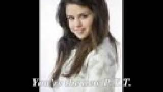 Selena Gomez and Drew Seeley New Classic with lyrics