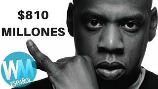 ¡Top 10 Raperos más RICOS! thumbnail