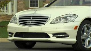 2010 Mercedes Benz New S-Class S 400 Hybrid Videos