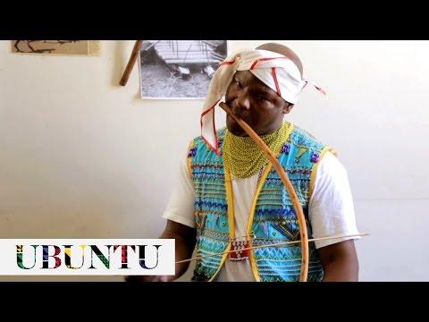 What is the umrhubhe? ft. Dizu Plaatjies - UBUNTU festival