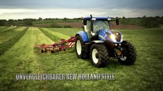 New Holland T7 Traktoren Tier 4b