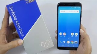 Asus Zenfone Max Pro M1 (Blue) 3GB 32GB Rs-8499 Unboxing & Overview