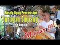 MAWUR ❗❗❗ JURAGAN EMPANG I RUSDY OYAG PERCUSSION I LIVE SUBANG