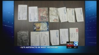 Looted 9/11 items sent to Hastings PD