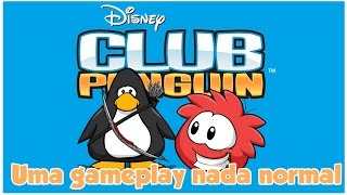 Uma gameplay nada normal- Club Penguim (Parte 1)