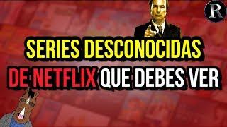 10 Mejores Series POCO CONOCIDAS de Netflix Que DEBERÍAS ESTAR VIENDO AHORA 🍿