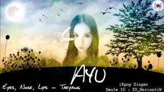 Video [iKpop Solo] Eyes, Nose, Lips - Taeyang (Cover) •Ayu• download MP3, 3GP, MP4, WEBM, AVI, FLV Februari 2018