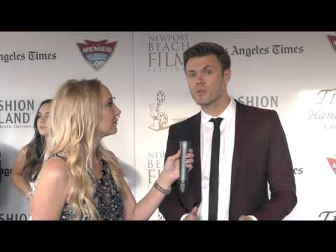 Blake Cooper Griffin  2016 Newport Beach Film Festival