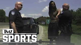 Jordan Hill Dash Cam Arrest Video: