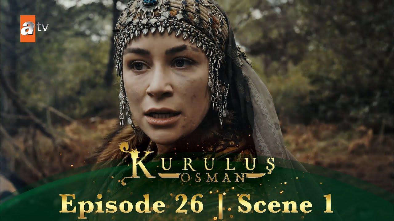 Kurulus Osman Urdu | Season 2 Episode 26 Scene 1 | Maa aur jangjoo dono!