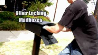 Mail Boss Locking Security Mailbox By Epoch Design - New Video