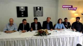 Αυγενάκης στο Κιλκίς: Θα στηριχθούμε στους ανθρώπους της παραγωγής-Eidisis.gr webTV
