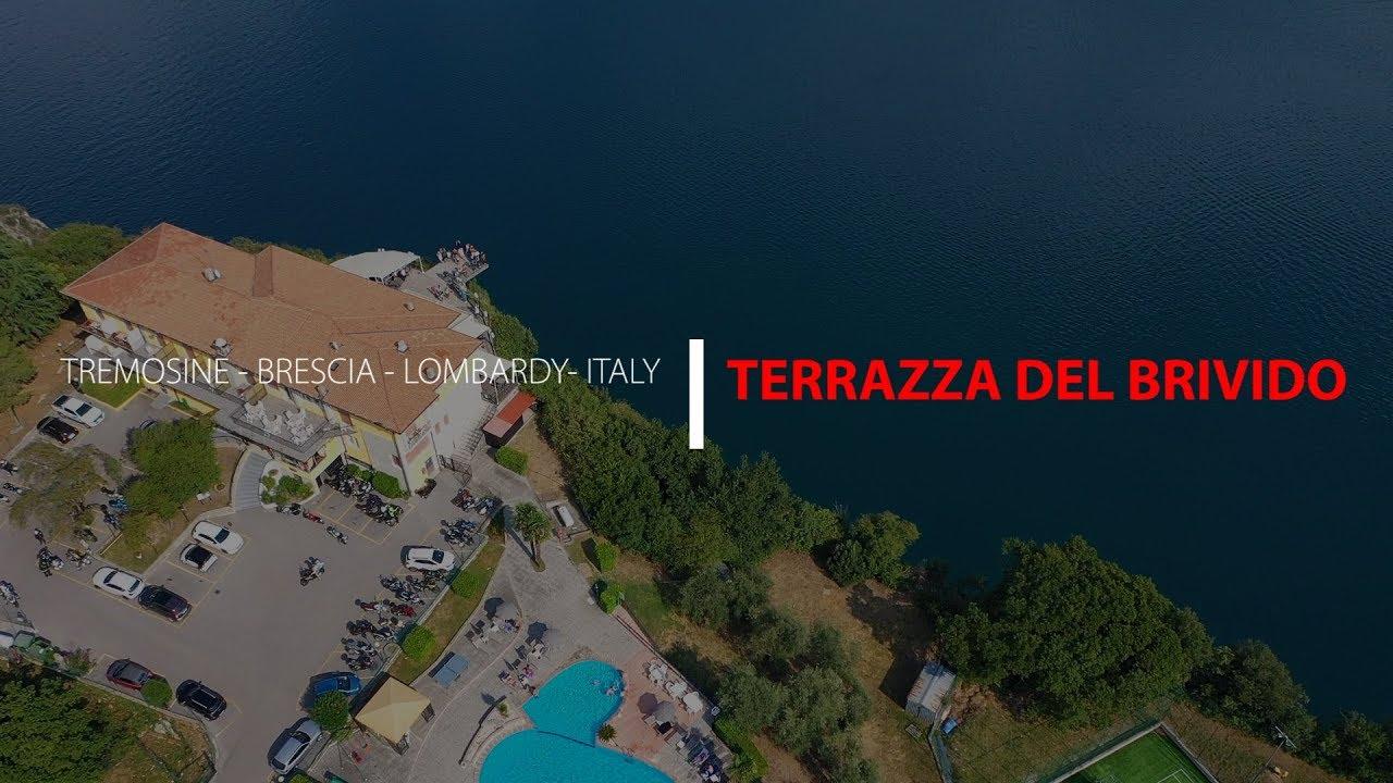 Terrazza Del Brivido Tremosine Brescia Lombardy Italy