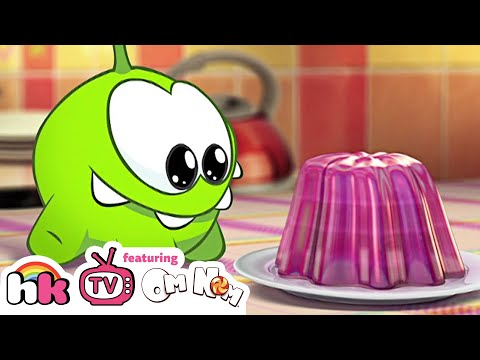 Om Nom Stories: Favorite Food | Cut the Rope Episode 3 | Cartoons for Children by HooplaKidz TV