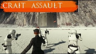 Star Wars: Battlefront 2 - Crait Assault Victory.
