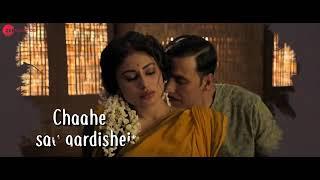 Naino Ne Baandhi   Lyrical  Gold  Akshay Kumar  Mouni Roy  Arko  Yasser Desai